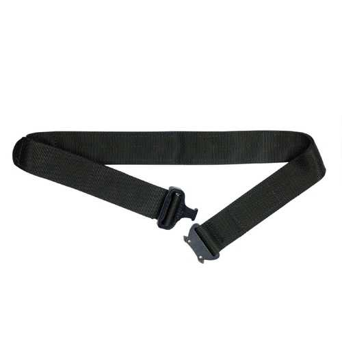 US Tactical 1.75 in. EDC Belt - Black - Size 46-50 inch