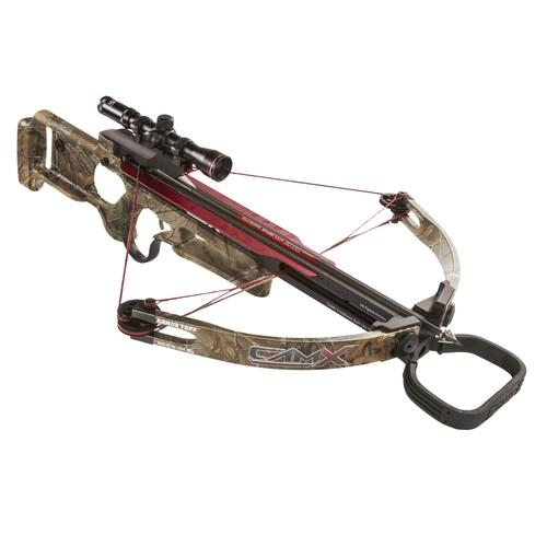 CamX 330 Crossbow Package - RealTree
