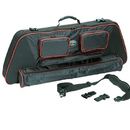 .30-06 Outdoors 41in Slinger Bow Case System Orange Accent