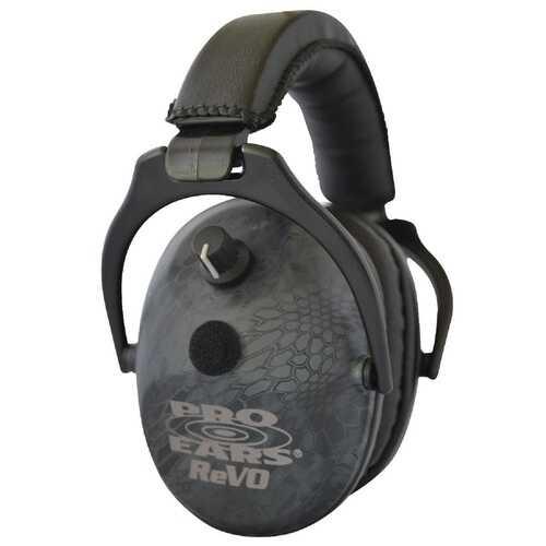 Pro Ears ReVO Electronic Ear Muffs - NRR 25 Typhon