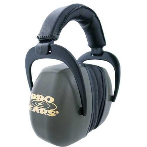 Pro Ear Muffs Ears Ultra Pro Ear Muffs - NRR 30 Black