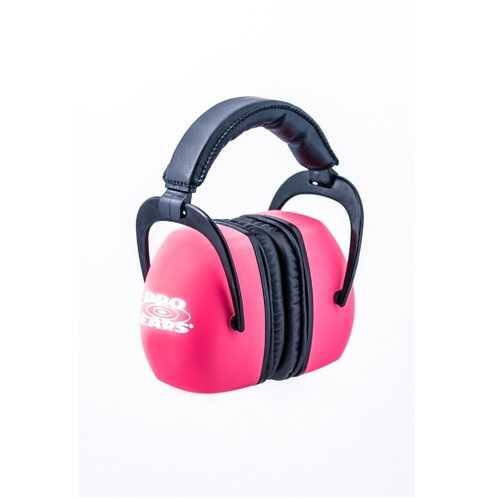 Pro Ear Muffs Ears Ultra Pro Ear Muffs - NRR 30 Pink