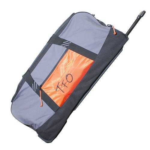 TFO Large Rolling Fly Fishing Cargo Bag/Luggage