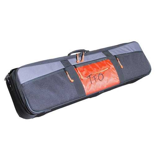 "TFO Fly Rod/Reel Travel Case with Straps 36"" x 5"" x 10.5"""