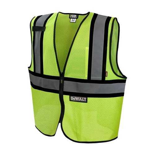 Dewalt Class 2 Economy Vest with Contrast - Large