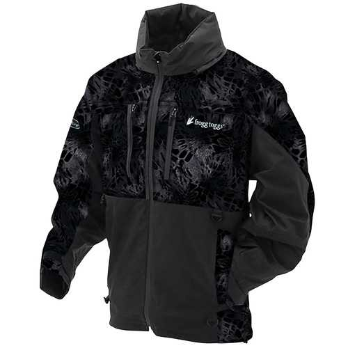 Frogg Toggs Pilot Series PRYM1 Jacket Large Blackout