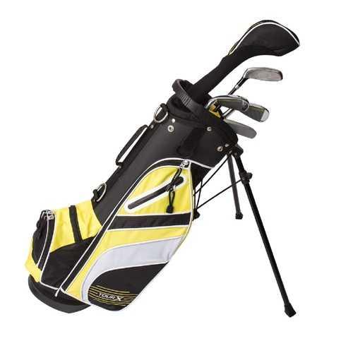 Tour X Size 1 5pc Jr Golf Set w Stand Bag
