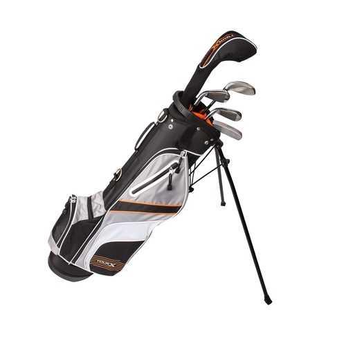 Tour X Size 3 5pc Jr Golf Set w Stand Bag LH