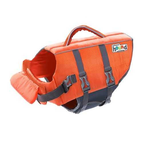 Outward Hound Granby Splash Life Jacket Orange SM