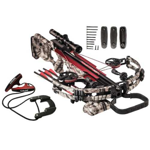 CamX A4 Crossbow Base Package - RealTree