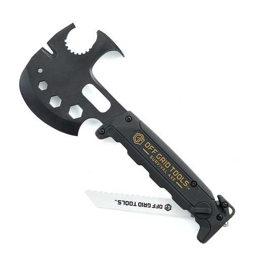Off Grid Tools Survival Axe - Milwaukee Blade