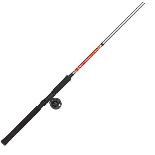 BnM West Point Crappie Rod Combo 10ft 2pc