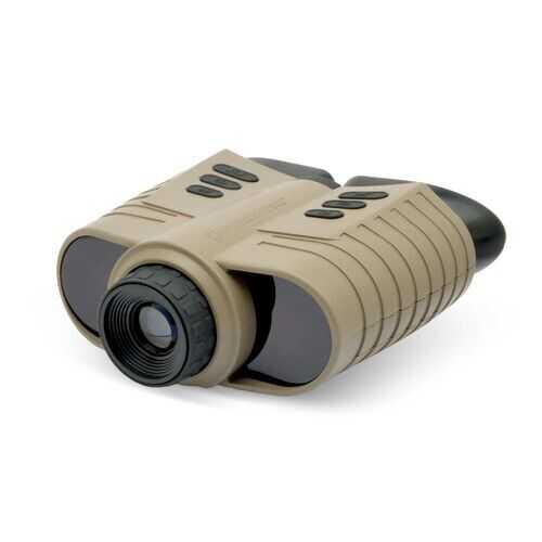 Stealth Cam Digital Night Vision Binocular with Recording