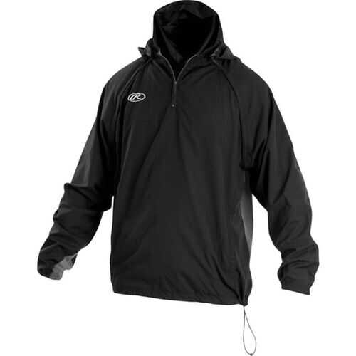 Rawlings Adult Triple Threat Jacket Black Medium