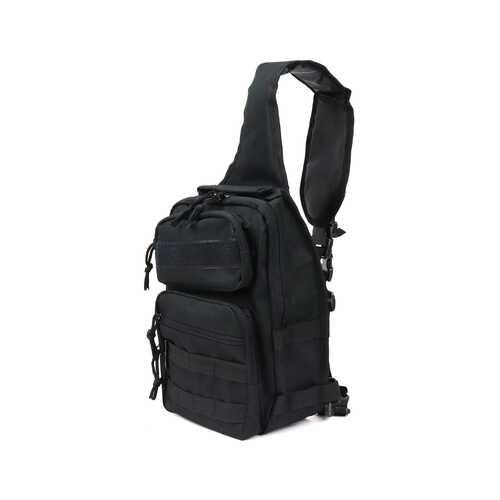Osage River fishing Sling Bag Tackle Storage - Black