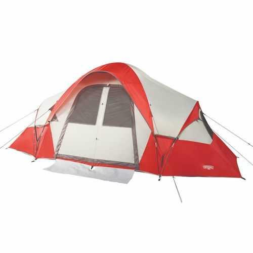 Wenzel Bristlecone 8 Person Modified Dome Tent