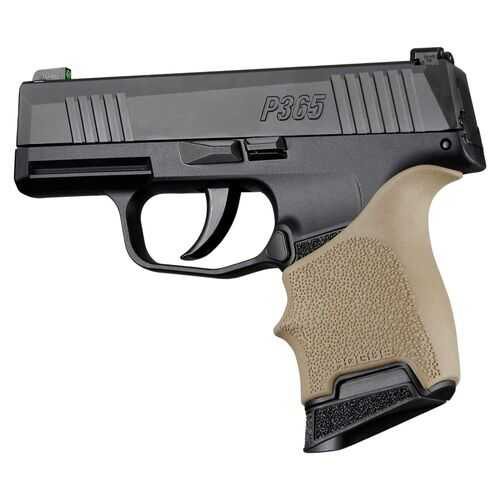 Hogue HandAll Bvrtail Sleeve SigSauer P365 Flat Dark Earth