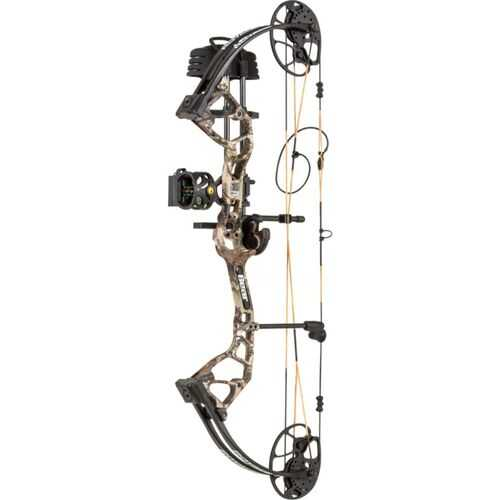 Bear Archery Royale Compound Bow with 5-50 lbs-Veil Stoke