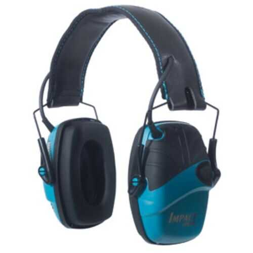 Howard Leight Impact Sport Teal Electronic Muff
