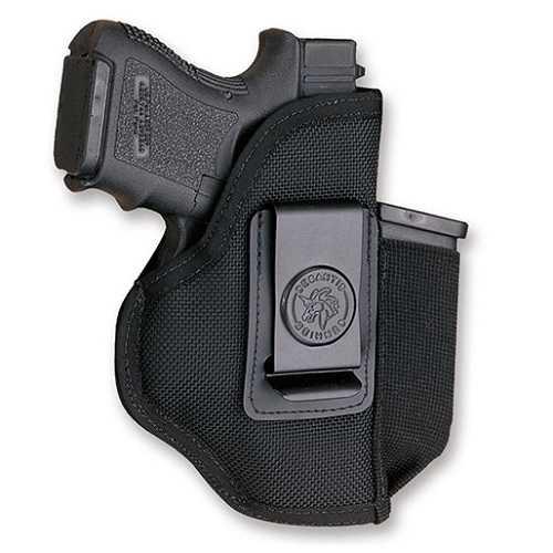 DeSantis Ambi Pro Stealth Hlstr-Glock S And W SIG Trs Ruger