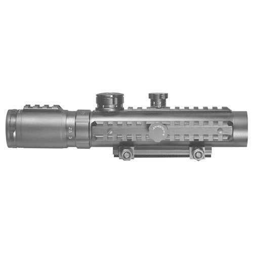 Barska 1-3X30 IR Multi Rail Electro Sight Scope