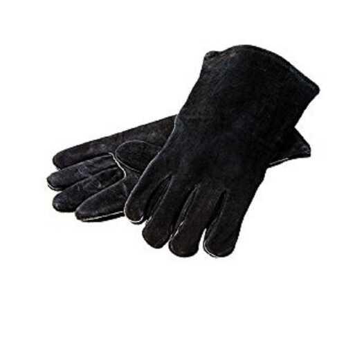Lodge Logic Leather Gloves