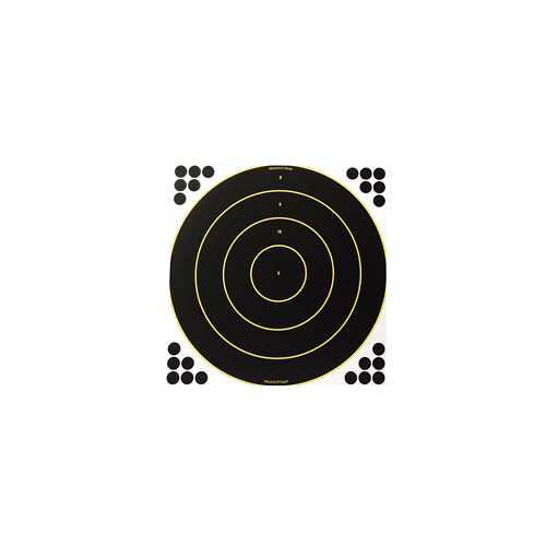 Birchwood Casey Shoot-N-C 17.25in Round Targets 5 Sheet Pack