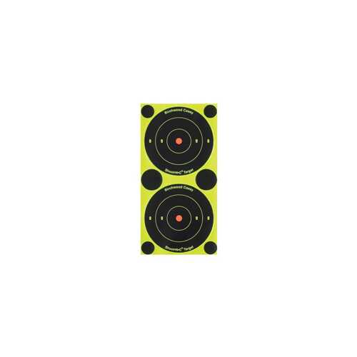 Birchwood Casey Shoot-N-C 3in Round 240 Target 60 Sheet Pack