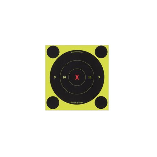 Birchwood Casey Shoot-N-C 6 inch Round Target 60 Sheet Pack