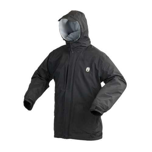 Coleman Apparel Fleece Lined Black Jacket 2XL