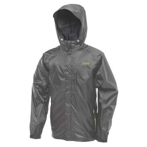 Coleman Rainwear Danum Jacket Grey/Green Large