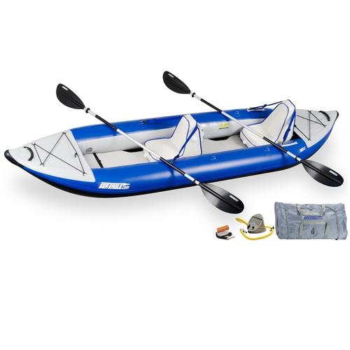 Sea Eagle Explorer Inflatable Kayak 380XK Deluxe