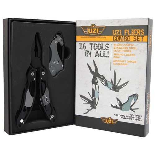 UZI Pliers Combo Set