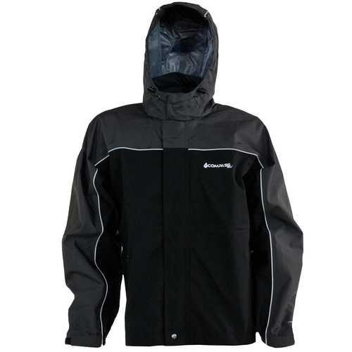 Compass 360 RoadForce Reflective Riding Jacket-Slate/Blk-SM