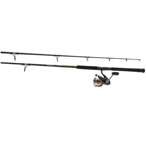 Daiwa BG Pre-Mnted Saltwater Spinning Combo 8ft Med-Inshore