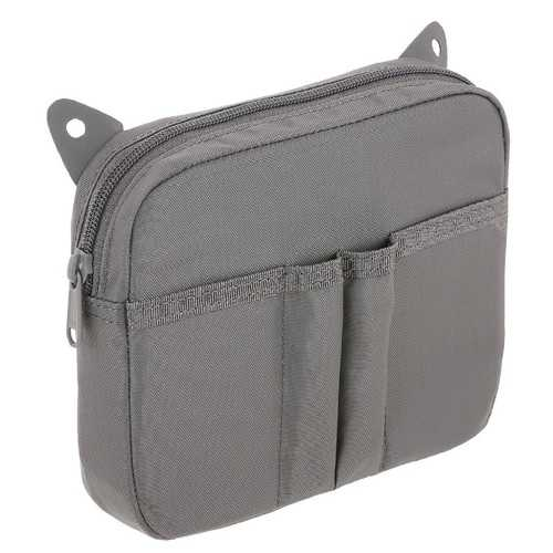 Maxpedition HLP Hook-Loop Pouch Gray