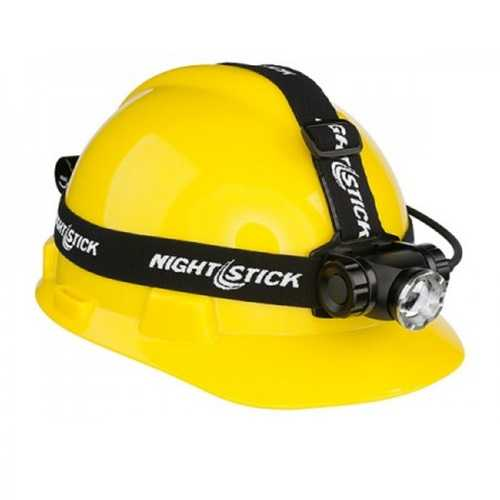 Nightstick Adjustable Beam Headlamp USB Rechargeable
