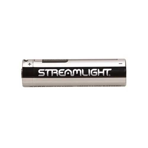 Streamlight USB Rechargeable 18650 Battery - 2 Pack