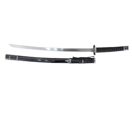 Master Cutlery SW-88BK Samurai Sword 26.50 in Blade
