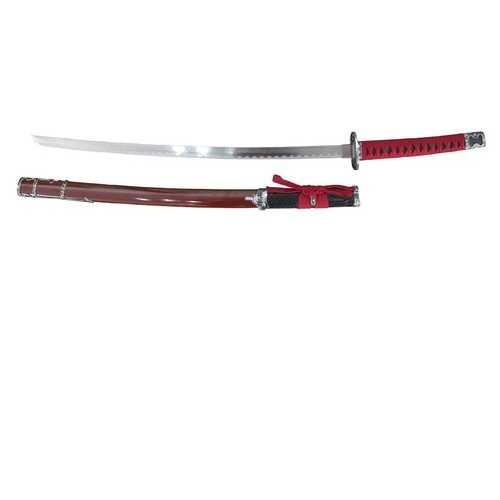 Master Cutlery SW-88RD Samurai Sword 26.50 in Blade
