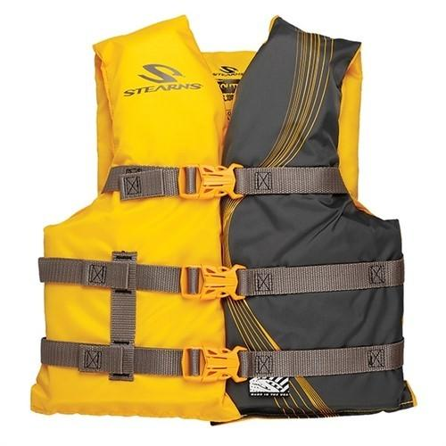 Stearns Pfd 3007 Youth Opp Nylon Gold C006 3000002200