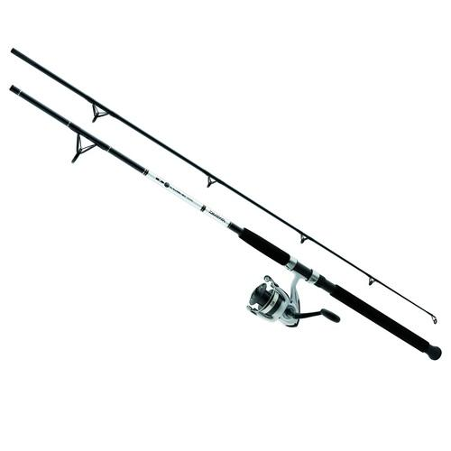 Daiwa D-Wave Saltwater 2-Piece Spinning Combo 8ft