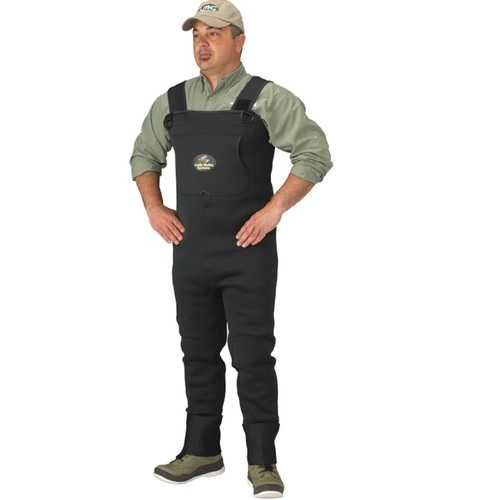 Caddis Men's Neoprene Stockingfoot Waders - XXL Green