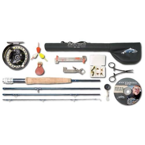 Wright & McGill Plunge Fly Fishing Collection (3/4)