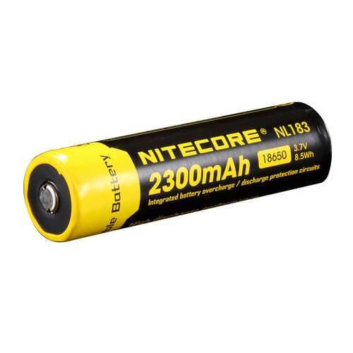 Nitecore 18650 Rechargeable Battery 2300mAh
