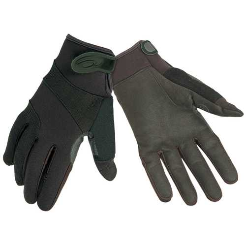 Hatch SGK100 Street Guard Glove with Kevlar Size Large