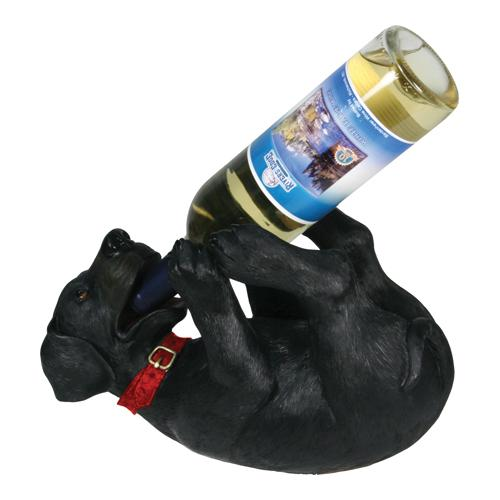 Rivers Edge Black Lab Bottle Holder 933
