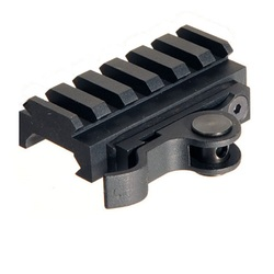 AimSHOT MT61172-60LP 60mm Low Profile Quick Release Mount