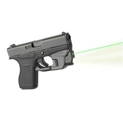 LaserMax Centerfire Lght/Laser Green w/GripSense Glock 42/43