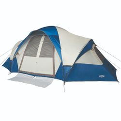 Wenzel Pinyon 10 Person Modified Dome Tent